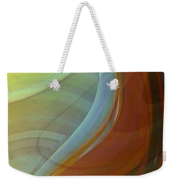 Fluidity Weekender Tote Bag