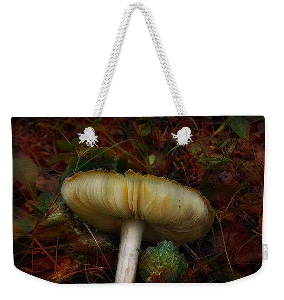 Fluted Treasure Weekender Tote Bag