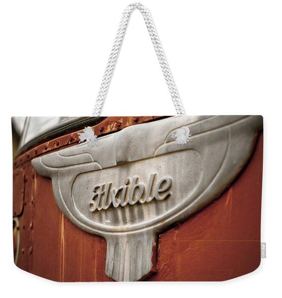 Flxible Clipper 1948 Weekender Tote Bag