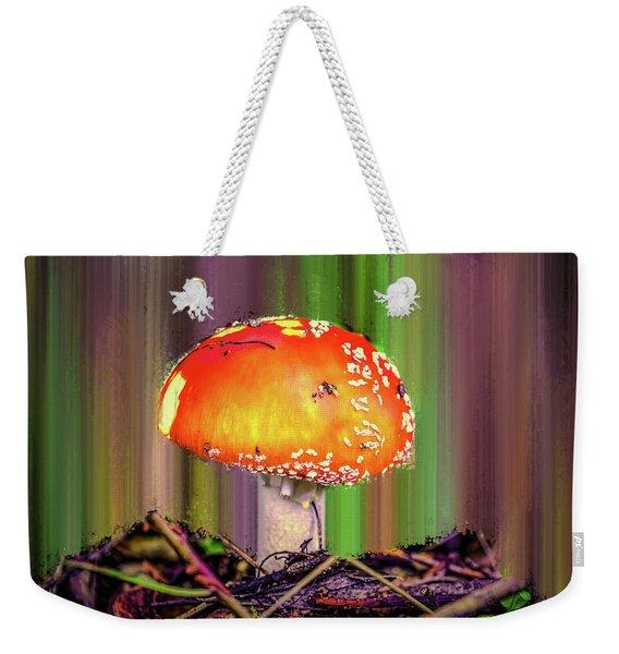 Fly Agaric #g7 Weekender Tote Bag