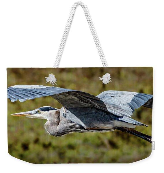 Fly By Weekender Tote Bag
