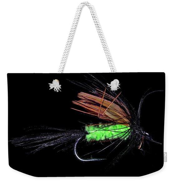 Fly-fishing 1 Weekender Tote Bag