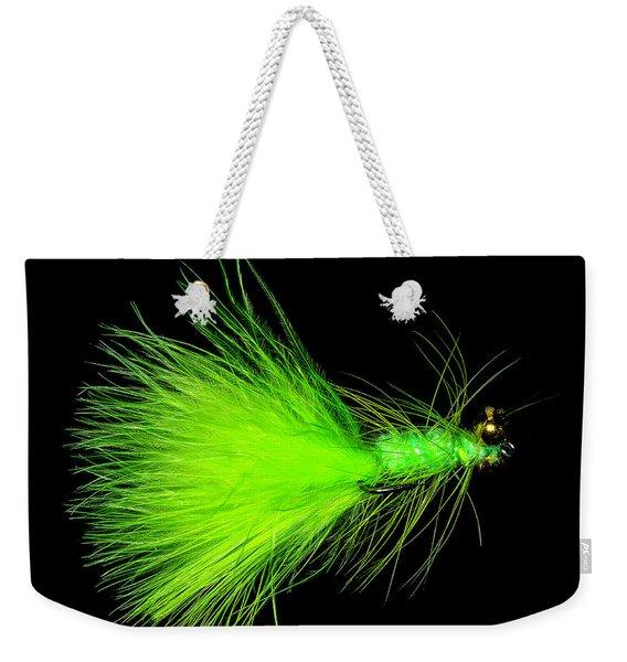 Fly-fishing 2 Weekender Tote Bag