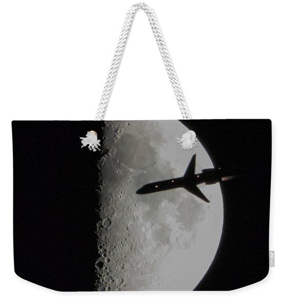 Flyby Weekender Tote Bag