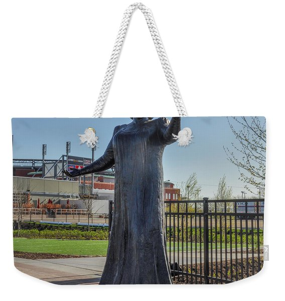 Flyer Good Luck Charm - Kate Smith Weekender Tote Bag