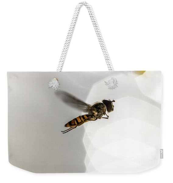 Flying Bell Weekender Tote Bag