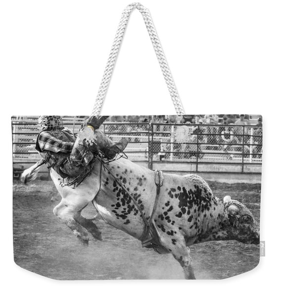 Flying Cowboys Weekender Tote Bag