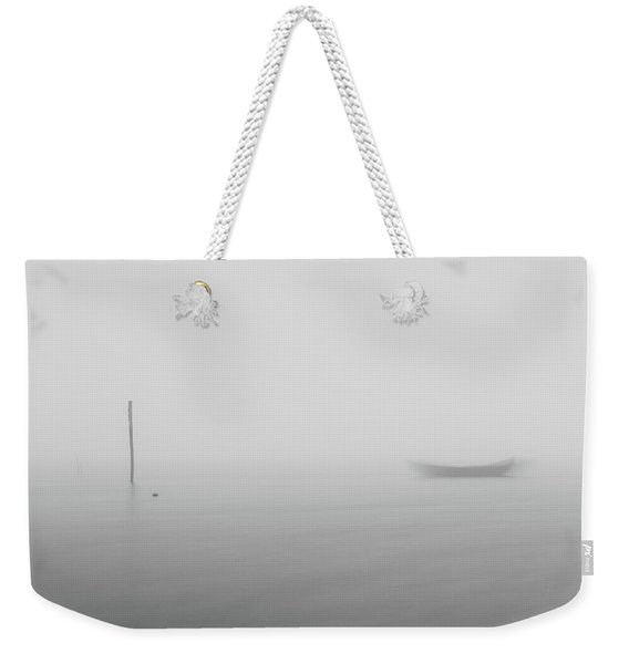 Fog Day 2 Weekender Tote Bag