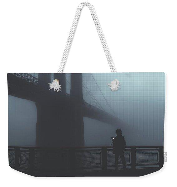 Fog Life  Weekender Tote Bag