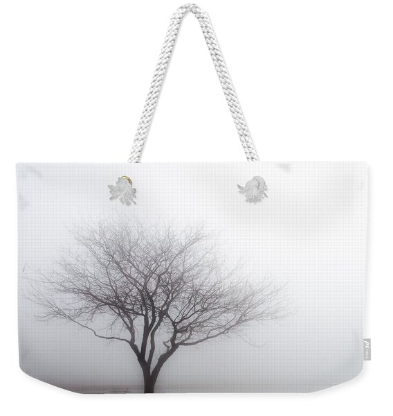 Foggy Picnic Weekender Tote Bag