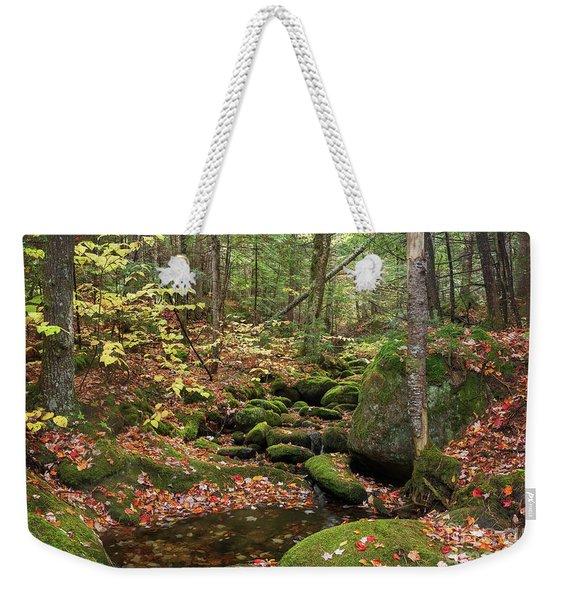 Foliage Weekender Tote Bag
