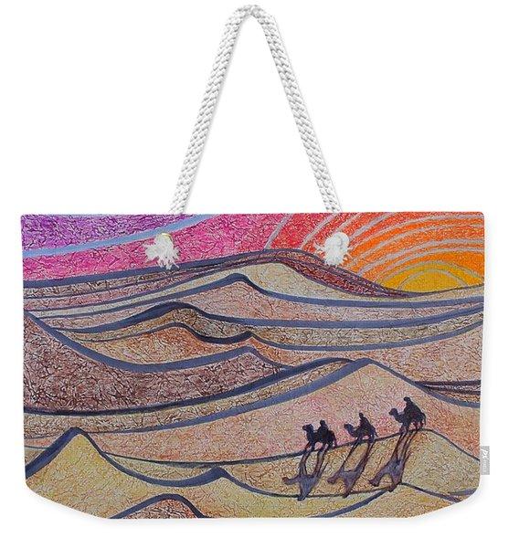 Follow The Star   Weekender Tote Bag
