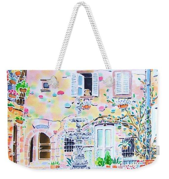 Fontaine Weekender Tote Bag