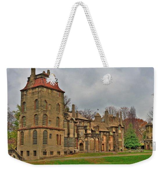 Fonthill Castle Weekender Tote Bag