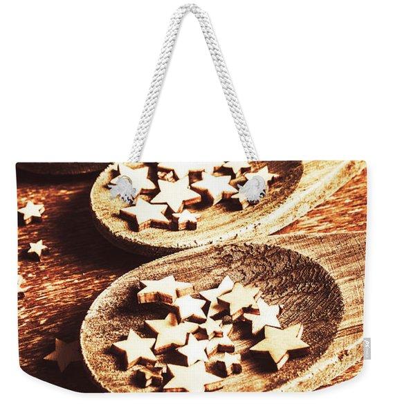 Food Critic Review Weekender Tote Bag