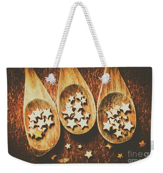 Food Judging Competition Weekender Tote Bag