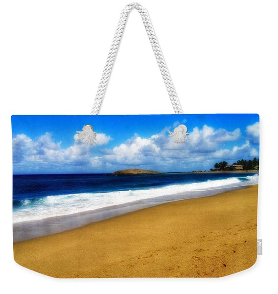 Foot Prints  Weekender Tote Bag