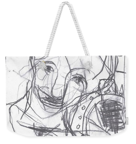 For B Story 4 1 Weekender Tote Bag
