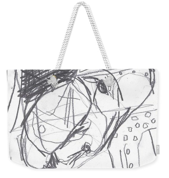 For B Story 4 11 Weekender Tote Bag