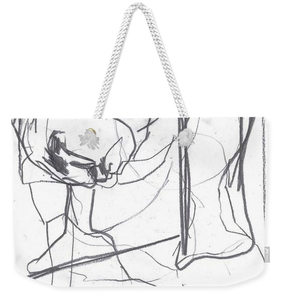 For B Story 4 2 Weekender Tote Bag