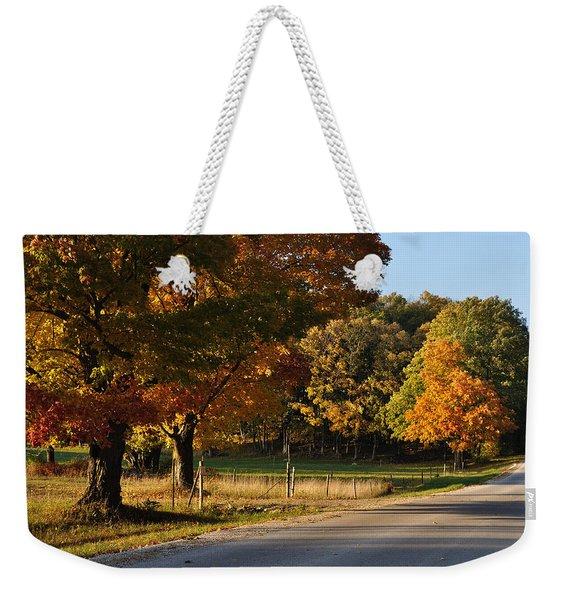 For Grazing Weekender Tote Bag