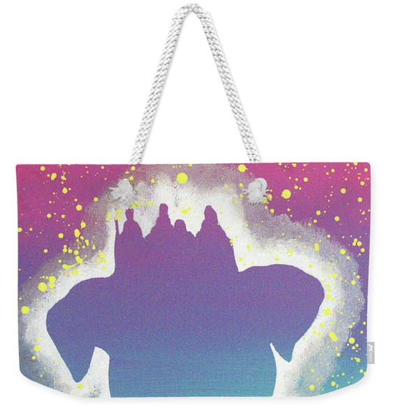 For The Love Of Pups Weekender Tote Bag