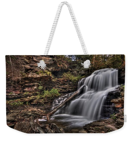 Forces Of Nature Weekender Tote Bag