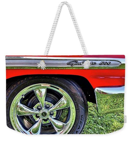 Ford Galaxie 500 Weekender Tote Bag