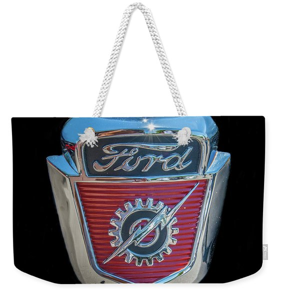 Ford Weekender Tote Bag