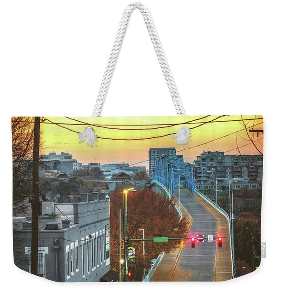 Forest And Frazier Weekender Tote Bag