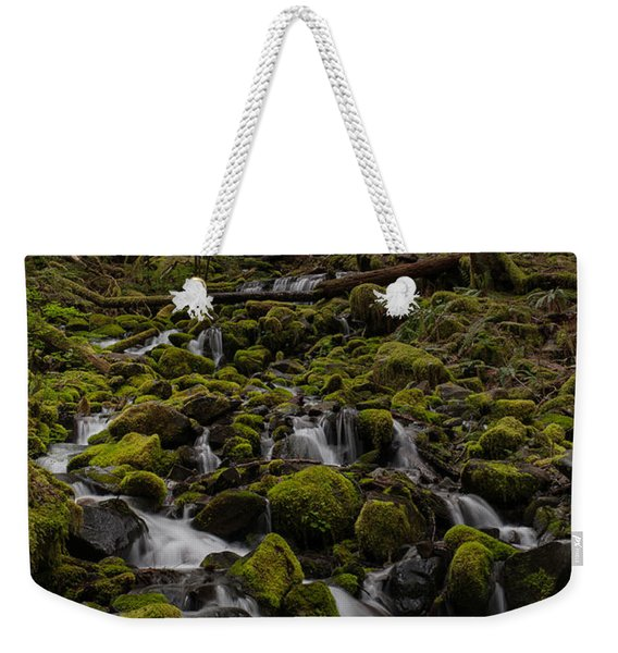 Forest Cathederal Weekender Tote Bag