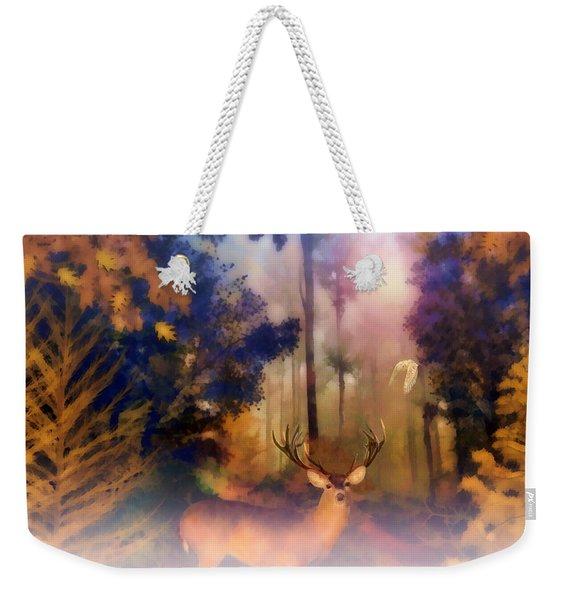Forest Glen Weekender Tote Bag