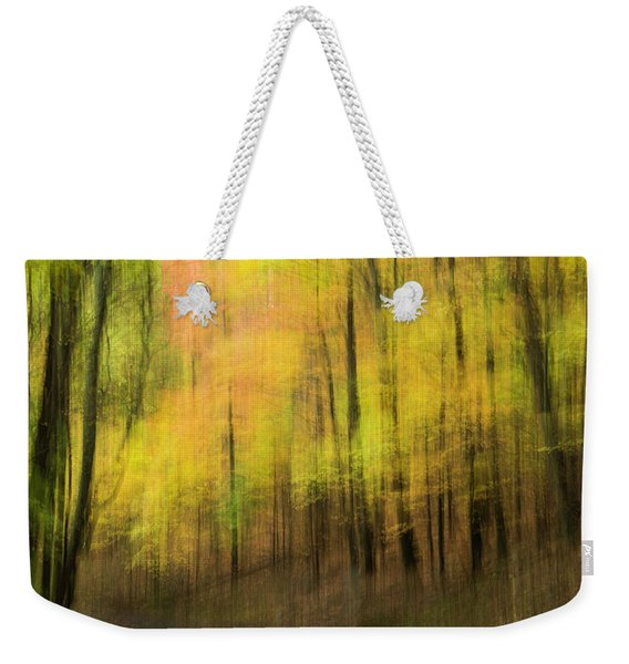 Forest Impressions Weekender Tote Bag