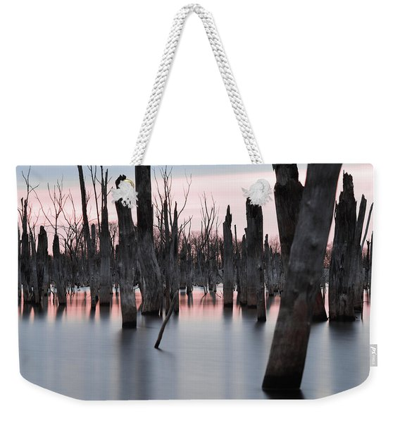 Forest In The Water Weekender Tote Bag