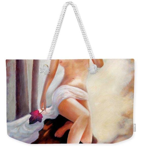 Forest Nymph  Weekender Tote Bag