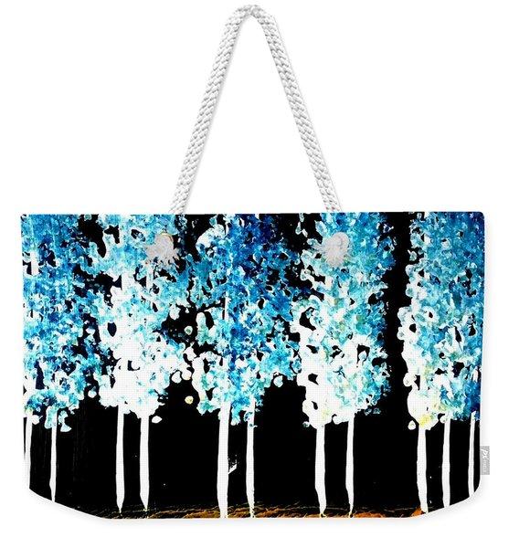 Forest Of Nightmares  Weekender Tote Bag
