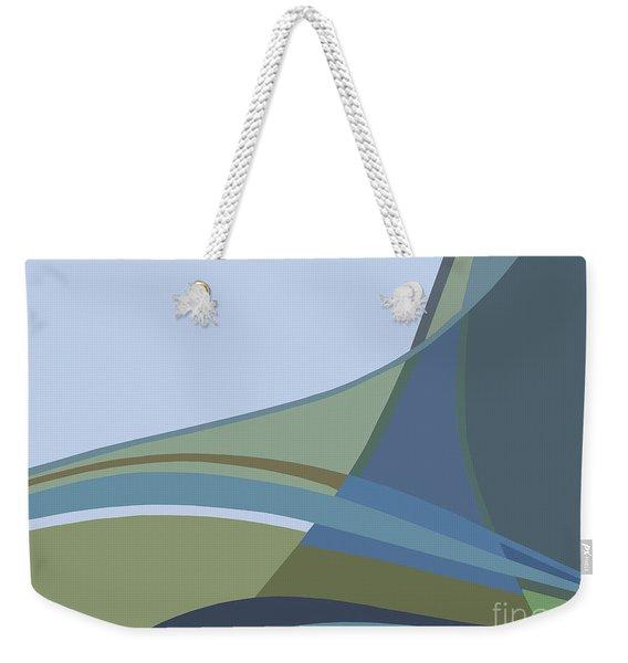 Forest View Weekender Tote Bag
