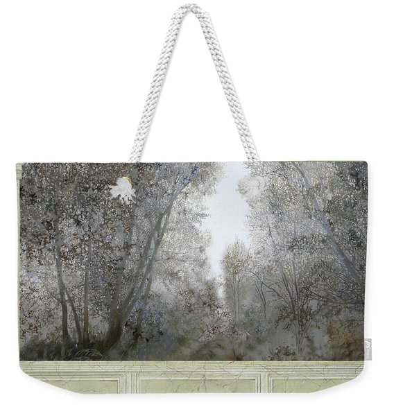 Foresta Di Marmo Fitto Weekender Tote Bag