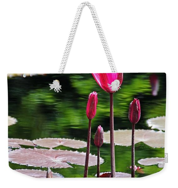 Forever And A Day Weekender Tote Bag