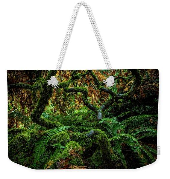 Forever Green Weekender Tote Bag