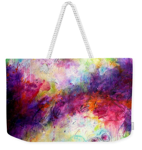 Forever Is A Long Time Weekender Tote Bag
