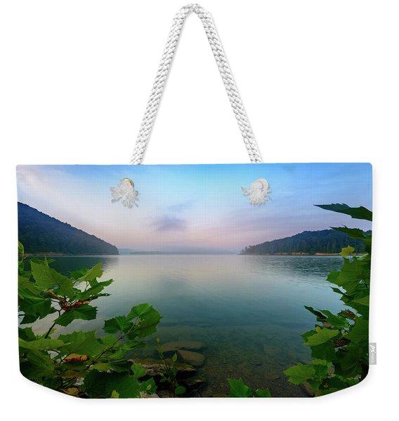 Forever Morning Weekender Tote Bag