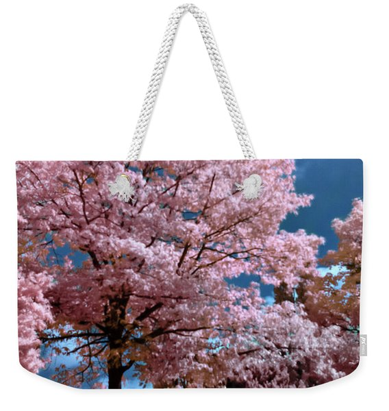 Forever Spring Weekender Tote Bag