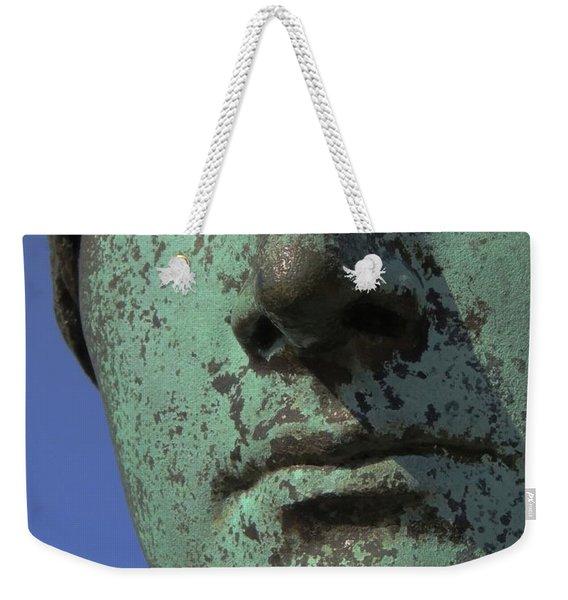 Forever Stoic Weekender Tote Bag