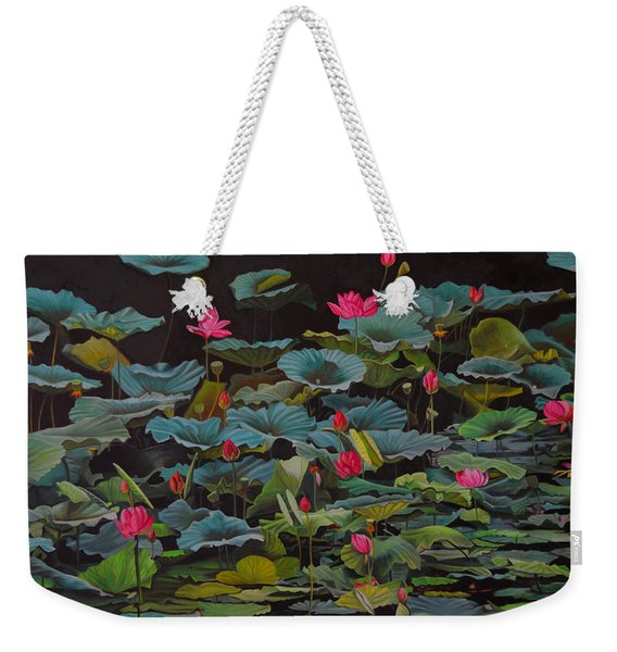 Forever Summer Weekender Tote Bag