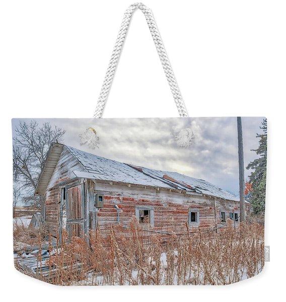 Forgotten Barn Weekender Tote Bag