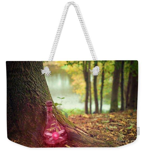 Forgotten Forest Weekender Tote Bag