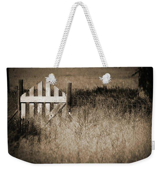 Forgotten Gateway Weekender Tote Bag