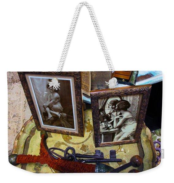 Forgotten Ladies Weekender Tote Bag