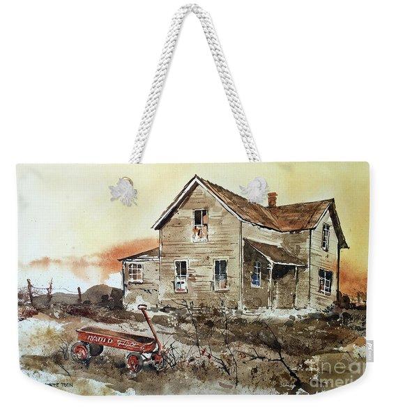 Forgotten Weekender Tote Bag